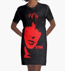 Nena Graphic T-Shirt Dress