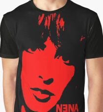 Nena Grafik T-Shirt