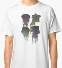 Demon Days Album Cover Classic T-Shirt