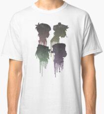 Demon Days Album Cover Classic T-Shirt