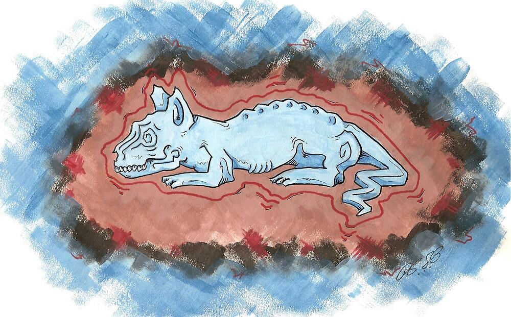 Creature by prestonsilcox