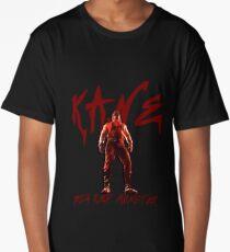 Big Red Monster | Kane Long T-Shirt