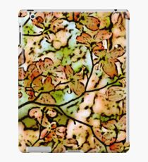 Blossom faded ink iPad Case/Skin