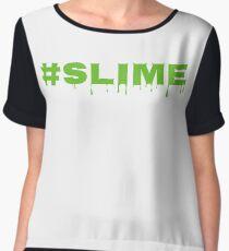 Slime Craze Chiffon Top
