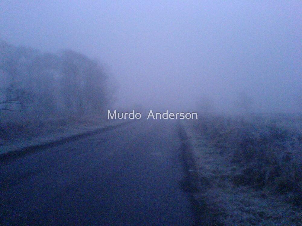 Mist... by Murdo  Anderson