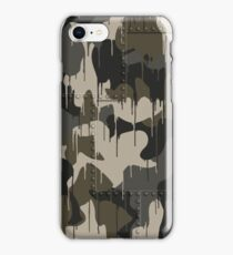 Camo Metal iPhone Case/Skin