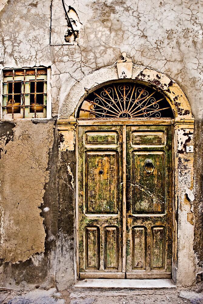 Green Door by Craig Hender