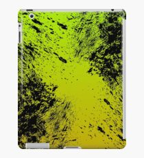 Modern Grunge Brush Pattern Design iPad Case/Skin