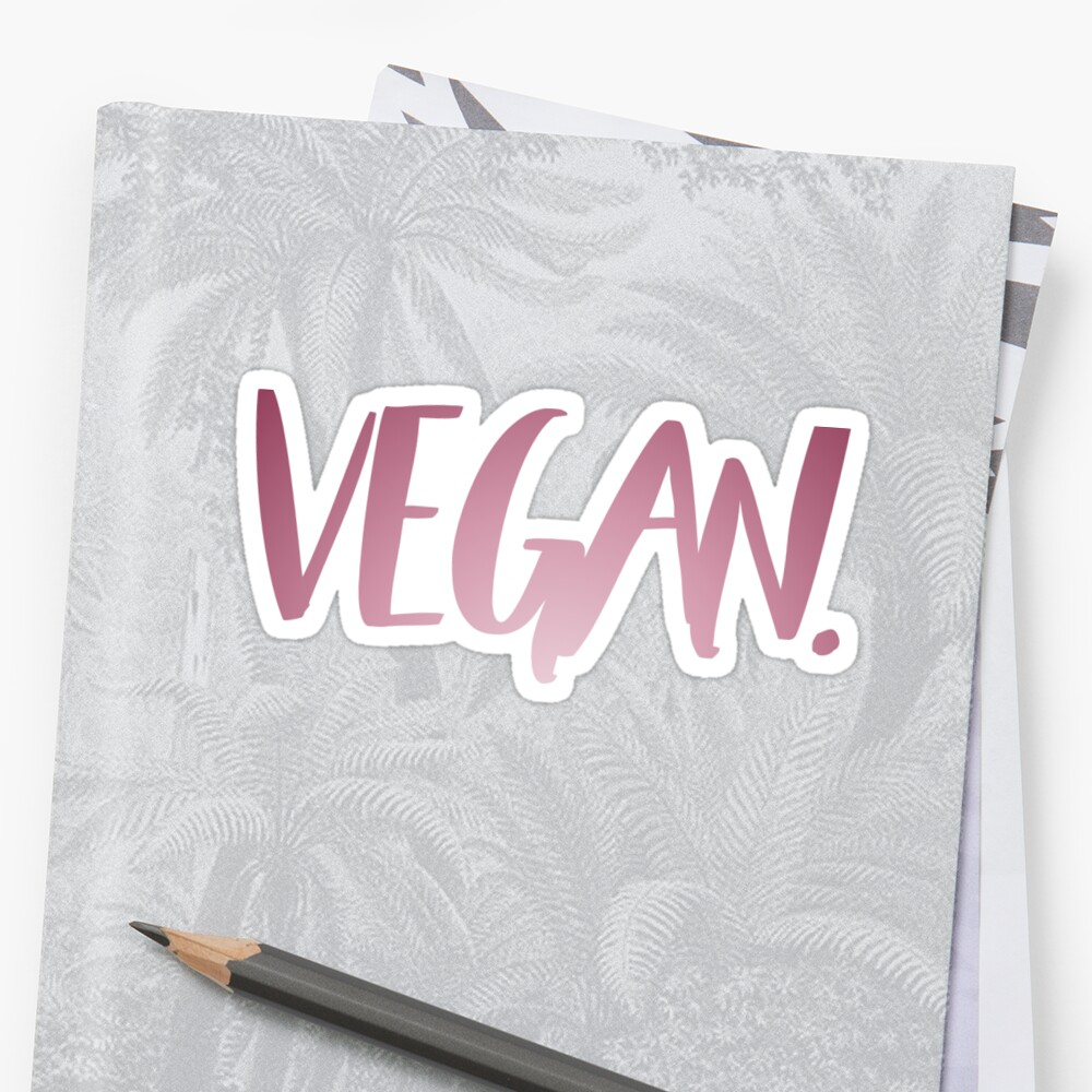 vegan. by c. elizabeth