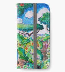 Raccoon Mario Watercolor iPhone Wallet/Case/Skin