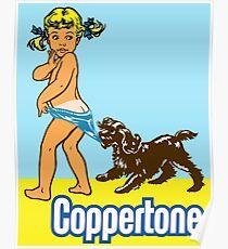 Póster COPPERTONE