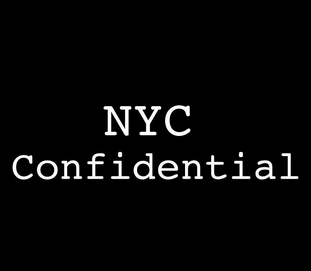 NYC Confidential by ATJones