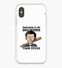 Teen Wolf Portraits - Stiles iPhone Case