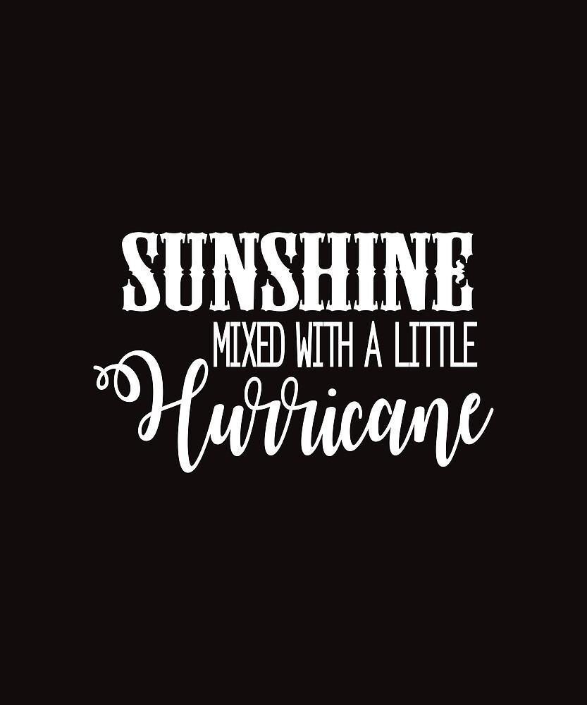 Sunshine Hurricane by CreativeStrike