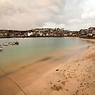 st ives harbour pano by nakomis