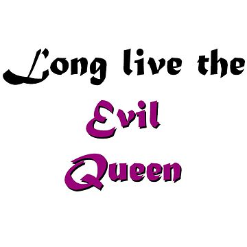 evil queen by PandoraDiAngelo