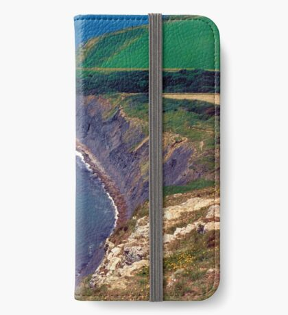 Chapman's Pool iPhone Wallet