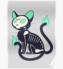 Cat, Type: Undead Poster