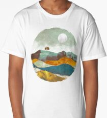 Night Fog Long T-Shirt