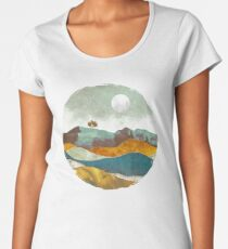 Night Fog Women's Premium T-Shirt