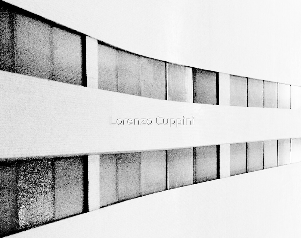 ceiling abstraction @ Termini Station, Rome (Italy) by Lorenzo Cuppini
