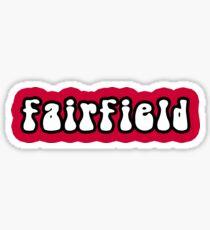 Fairfield Sticker