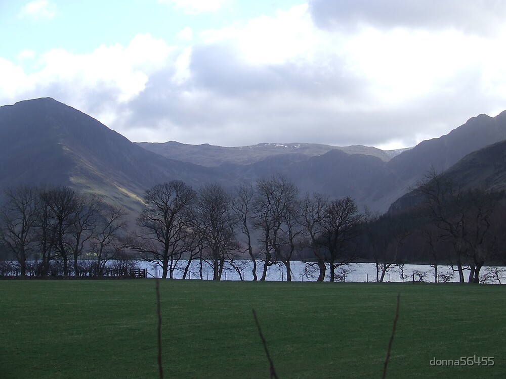 Buttermere by donna56455