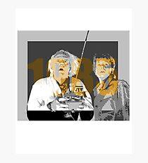 1985 Duo Photographic Print