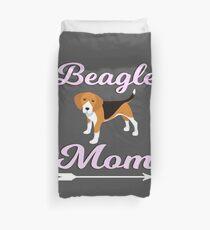 Beagle Mom - süß Bettbezug