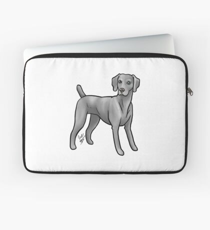 Weimaraner Laptop Sleeve