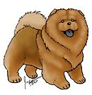 Chow Chow by Jennifer Stolzer