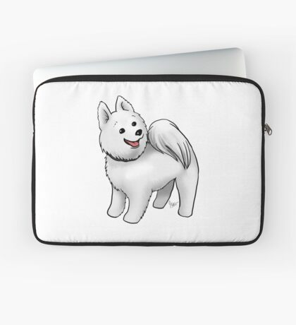 Samoyed Laptop Sleeve