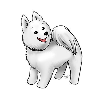 Samoyed by jameson9101322