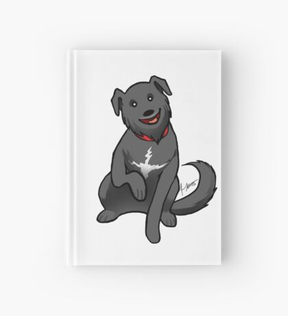 Lab Mix Hardcover Journal