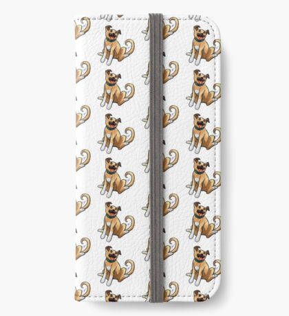 Boxer Mix iPhone Wallet