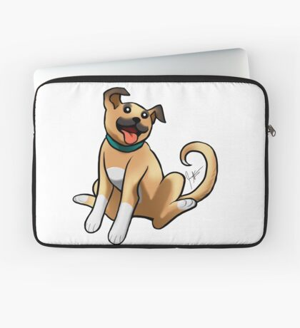 Boxer Mix Laptop Sleeve
