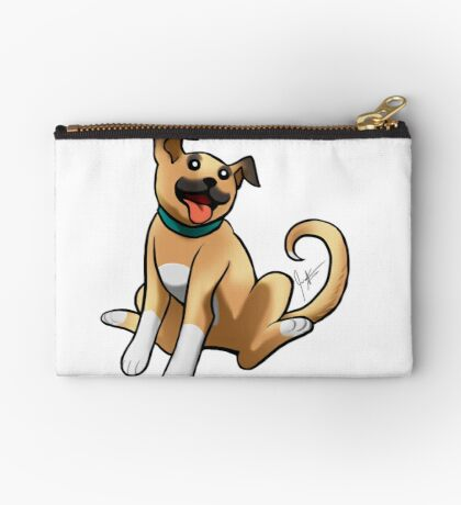 Boxer Mix Studio Pouch