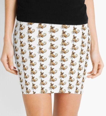 Boxer Mix Mini Skirt