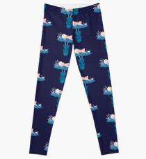 Sleeping and Waking Leggings