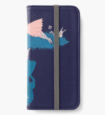 Sleeping and Waking iPhone Wallet/Case/Skin