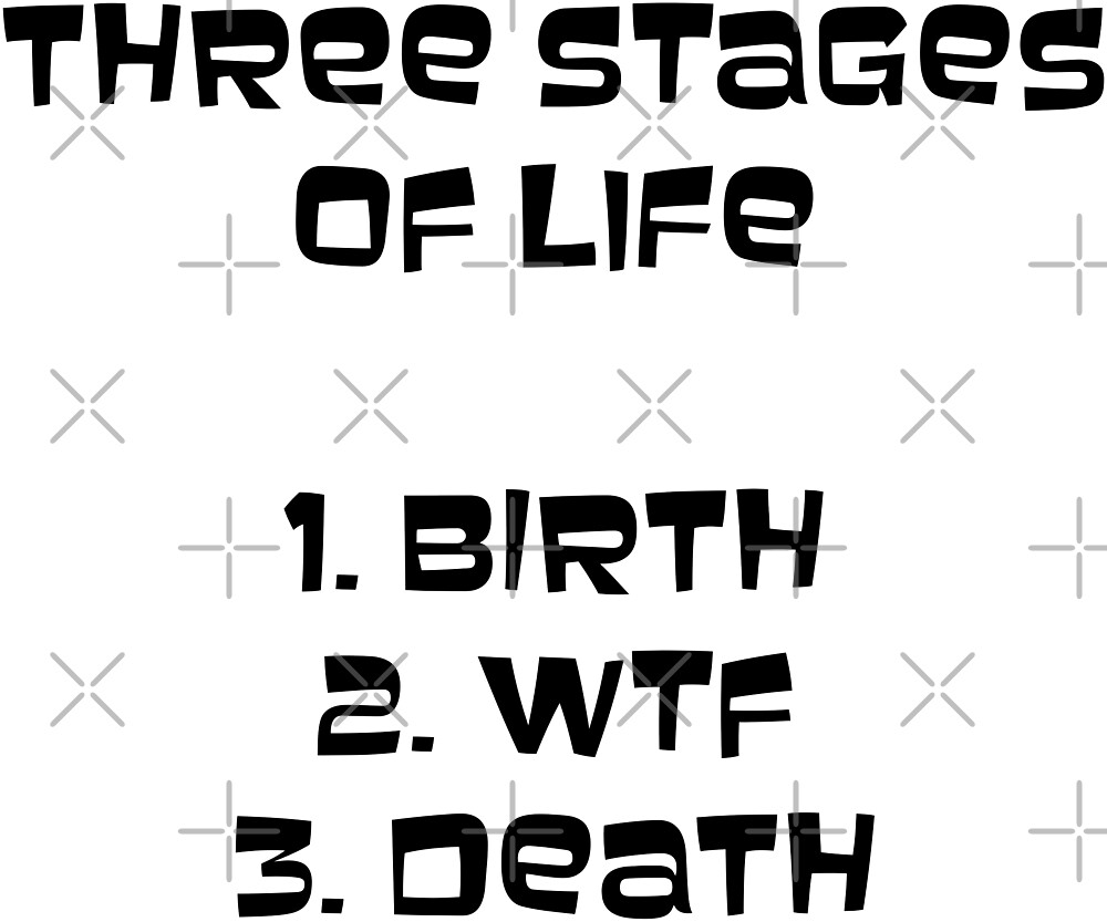 Three stages of life by Sinmara12