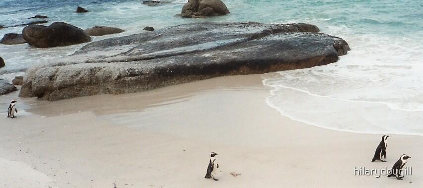Happy Feet 2 by hilarydougill