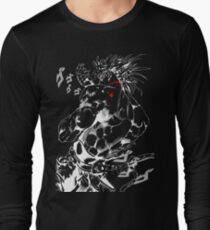 JOJO Dio Brando (White) Long Sleeve T-Shirt
