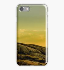 Peggys Cove Lighthouse at Sunset  iPhone Case/Skin