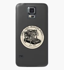 Cabot Cove Detective Agency Case/Skin for Samsung Galaxy