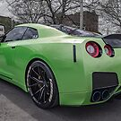 GTR Green by barkeypf