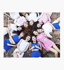 Twice Photographic Print