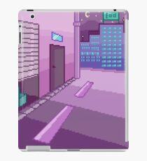 Pixelart - Night in the City iPad Case/Skin