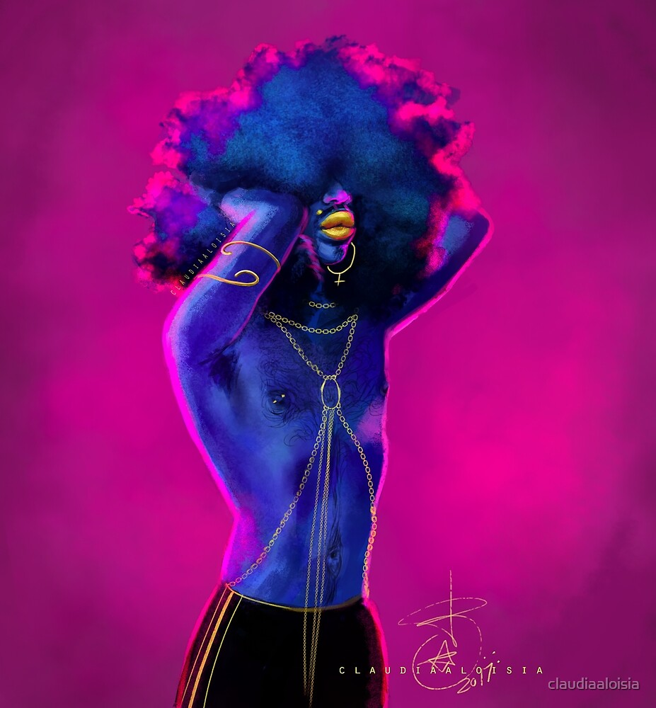 - Purple by claudiaaloisia