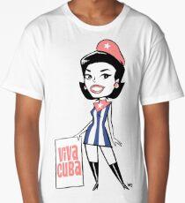 Viva Cuba Long T-Shirt